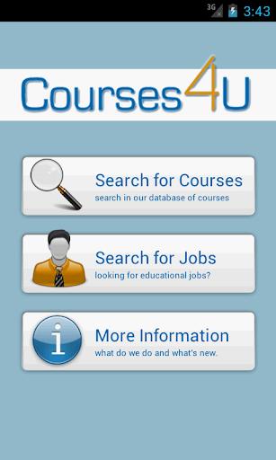 【免費教育App】Courses 4u-APP點子