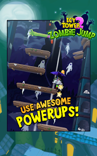 Icy Tower 2 Zombie Jump - screenshot thumbnail
