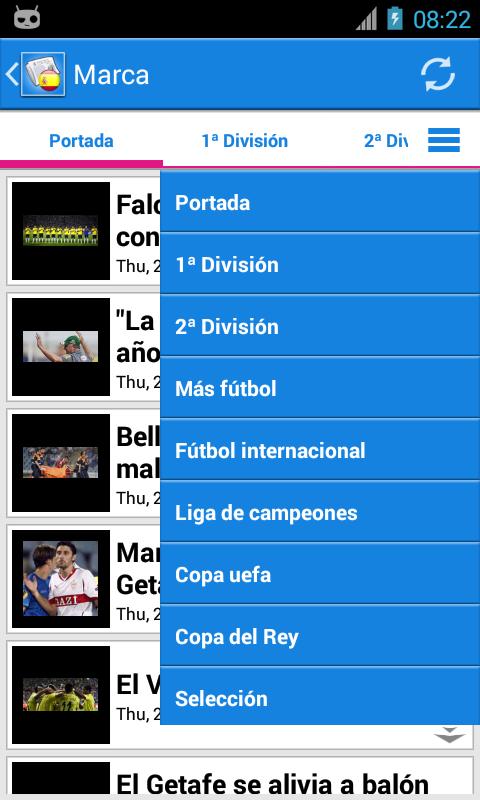 España Noticias - screenshot