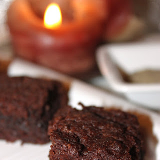 Black Pepper Brownies