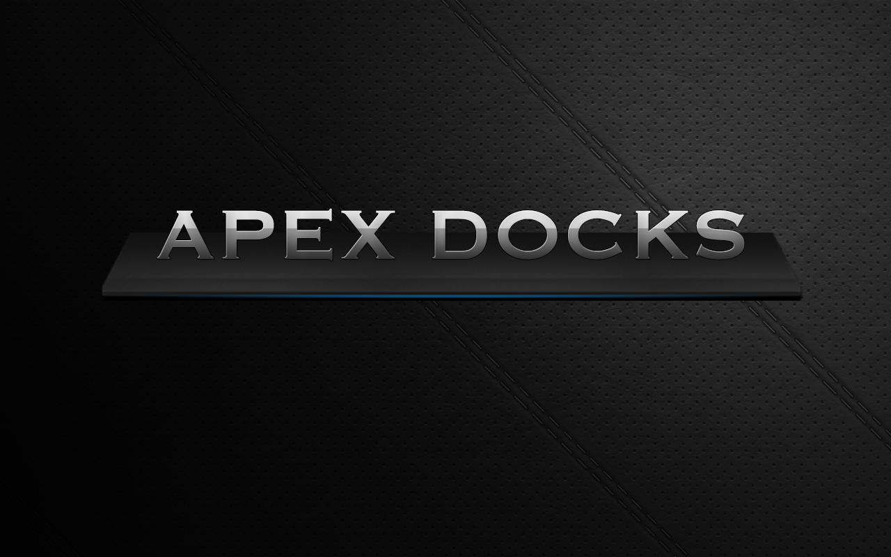 APEX LAUNCHER DOCKS - screenshot