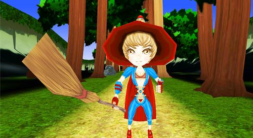 Sabrina the Witch Recruit