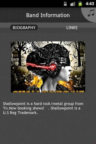 Shallowpoint - screenshot