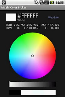 Magic Color Picker - screenshot thumbnail