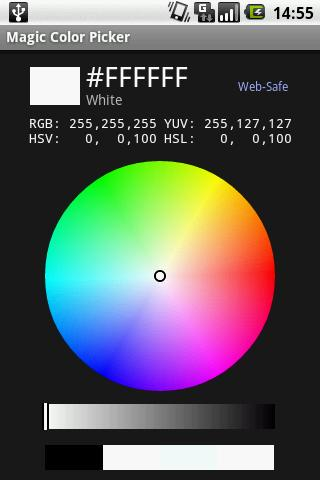Magic Color Picker - screenshot