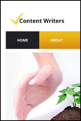Content Writers