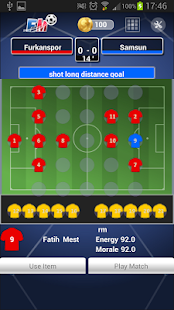Soccer Football Manager 2014 - screenshot thumbnail