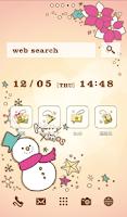 Screenshot of Cute wallpaper★Merry Xmas