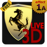 3D Ferrari Live Wallpaper icon