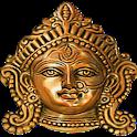 Rays Goddess Durga logo