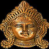 Rays Goddess Durga