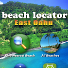 Beach Locator Pro East Oahu icon