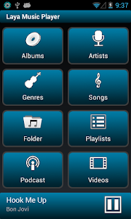 Laya Music Player
