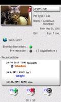 Screenshot of Cat's Pocketbook free