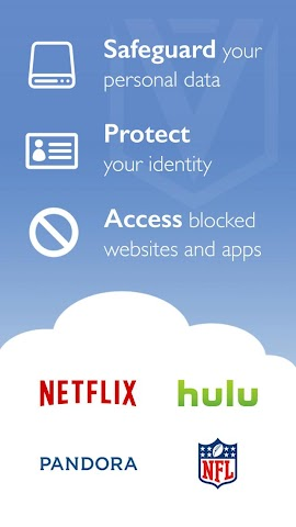 android Free Unlimited VPN Defender Screenshot 4