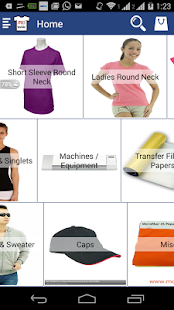 MD Textile Check Stock & Shop- screenshot thumbnail