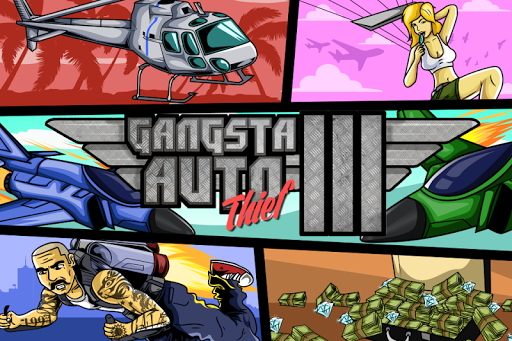 Gangsta Auto Thief III