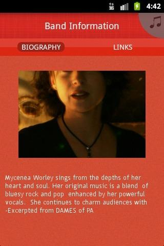 Mycenea Worley - screenshot