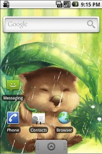 Mortal Wombat Live Wallpaper F - screenshot thumbnail