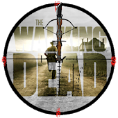 The Walking Dead AnimatedClock
