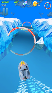 Turbo River Racing Free screenshot 1