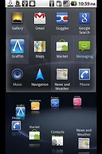 NetFront Life Screen V2 - screenshot thumbnail