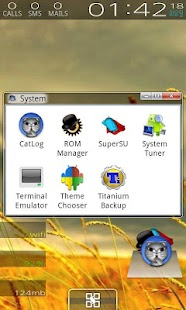 Windows 7 skin for Start menu - screenshot thumbnail
