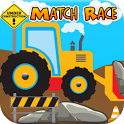 Construction Game For Kids icon