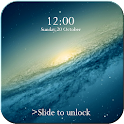 Lock Screen Slider-Slide lock icon