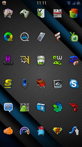 cobalt icon pack apk