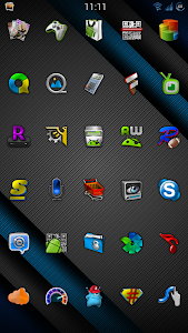Cobalt Icon Pack screenshot 4