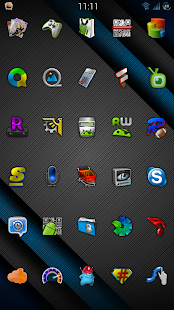 Cobalt Icon Pack- screenshot thumbnail