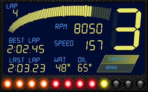 DashMeterPro for AC pCars