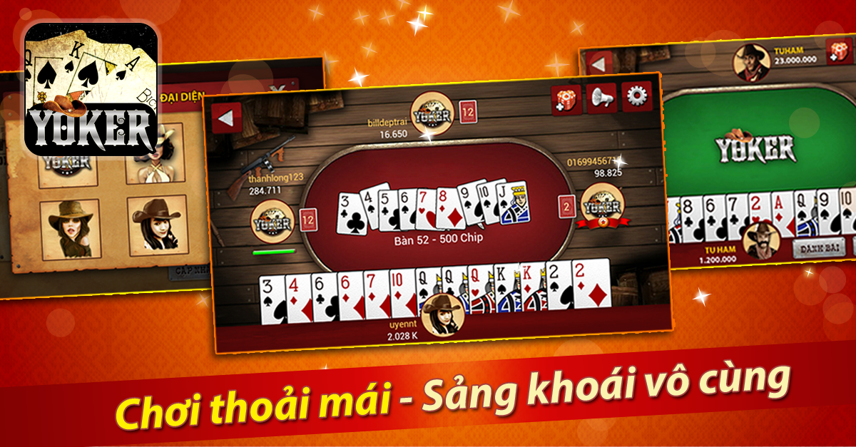 Tai game poker viet nam tren facebook