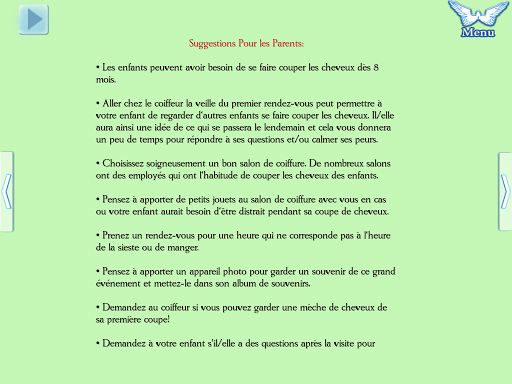 玩免費教育APP|下載Luca Va Chez La Coiffeuse app不用錢|硬是要APP