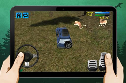【免費賽車遊戲App】動物吉普車探險之旅-APP點子