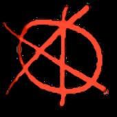 JD Anarchy Sticker