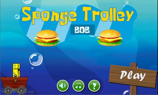 sponge trolley bob