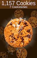 Screenshot of Cookie Clicker Classic