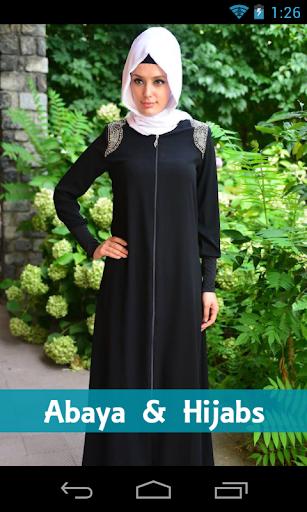 Abaya Hijabs Designs