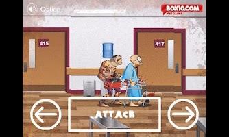 Screenshot of Zombie Warrior Man 18+