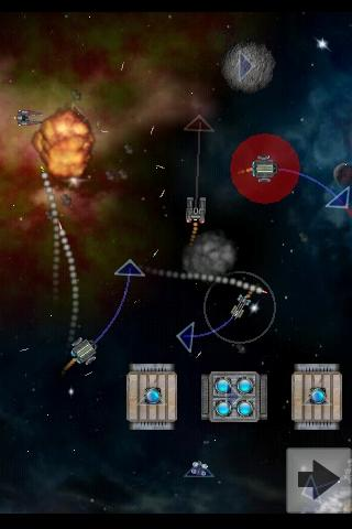 Space Squadron - screenshot