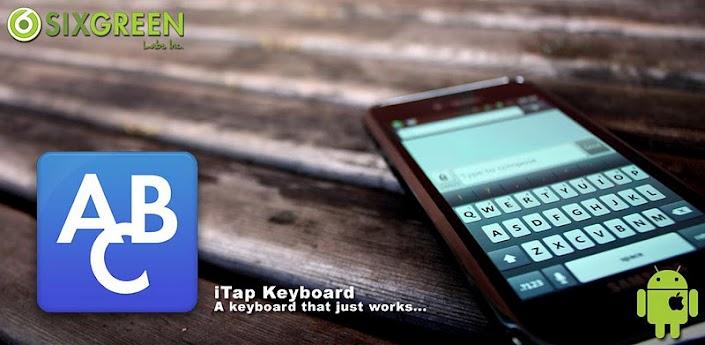 iTap Keyboard apk