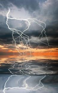 雷雨動態壁紙