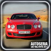 Bentley Diesel Live Wallpaper