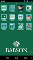 Screenshot of BabsonMobile