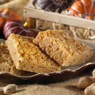 Peanut Butter Marshmallow Rice Krispie Treats Recipes.