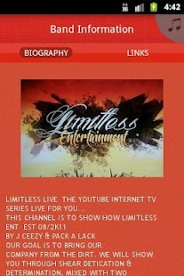 Limitless Entertainment - screenshot thumbnail