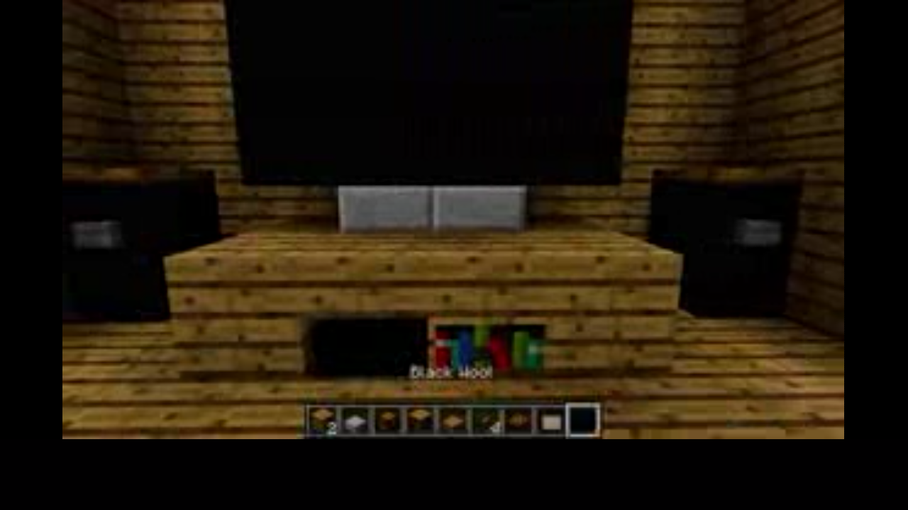 Minecraft Furniture Ideas