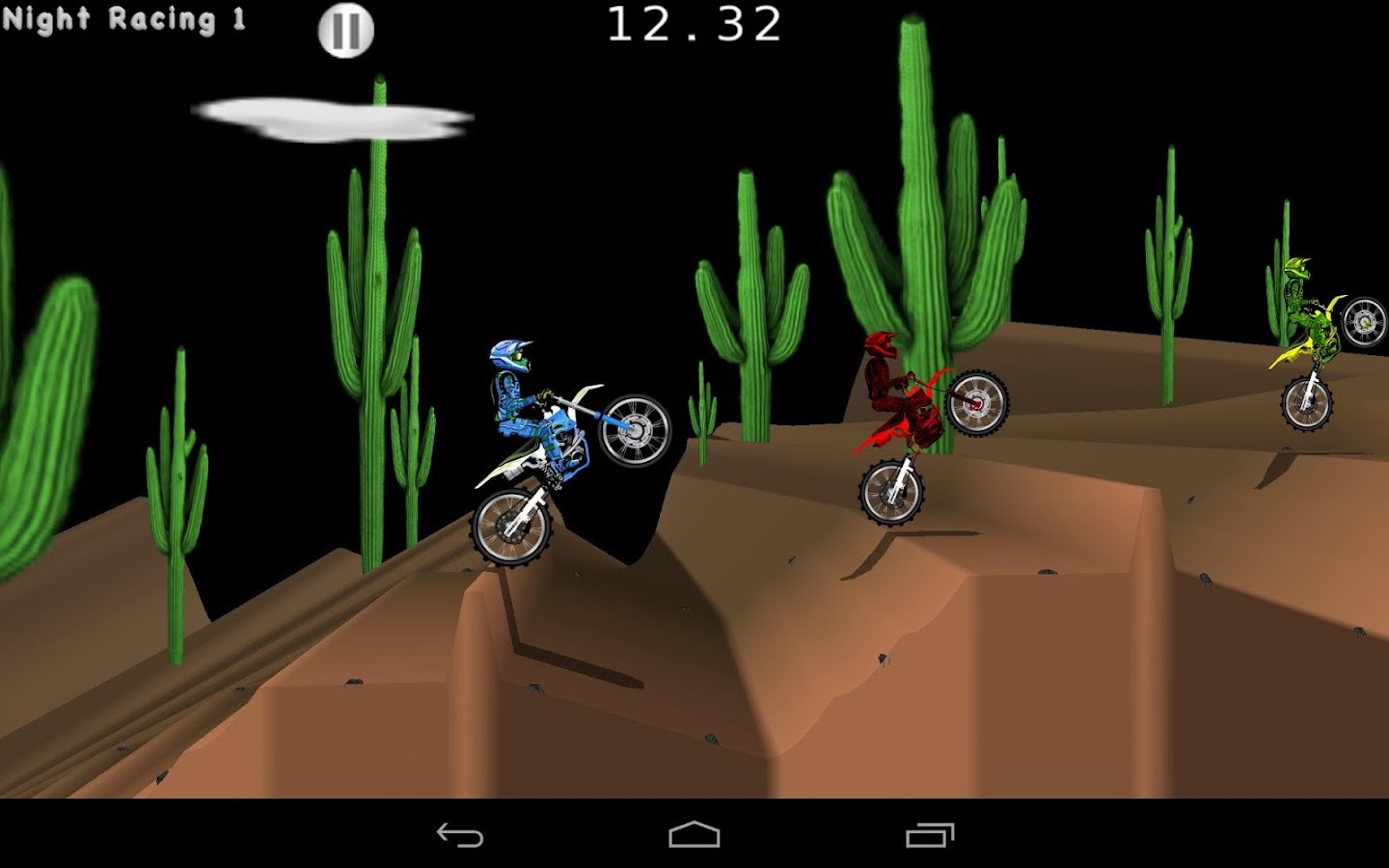 Dirt Trials XL - Desert Dunes- screenshot